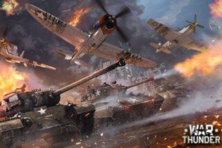 WarThunder」戦車、戦艦、戦闘機、陸海空のすべてを豪快に遊びつくせる ...
