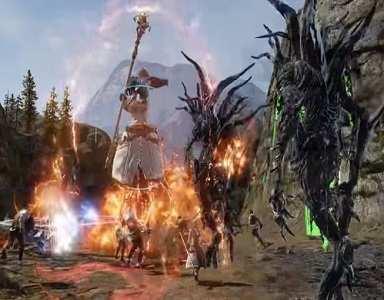 「BLESS」開発7年で費用70億円!!2つの陣営の対立や大規模戦闘が楽しめる大型MMORPG!ターゲット方式が切り替えでき好みのバトルスタイルで楽しめるPCオンラインゲーム!