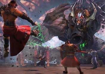 ロシア産の新作MMORPG「Skyforge」βテスト実施!【9/13~9/17】