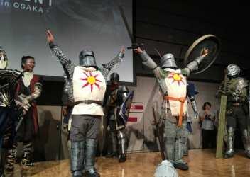 大阪で開催されたフロムソフトウェアのイベントにスタッフが突撃!『SEKIRO』や『アーマードコア』の情報も!